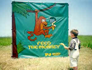 Feed the Monkey
