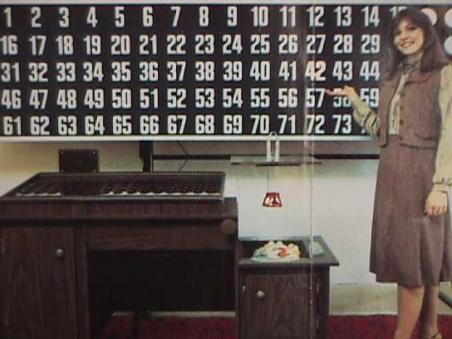 Deluxe Bingo System