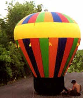 25' Hot Air Balloon