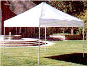 E-Z Up Tent