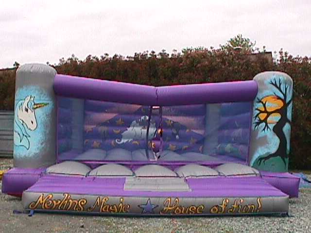 Super Moonbounce