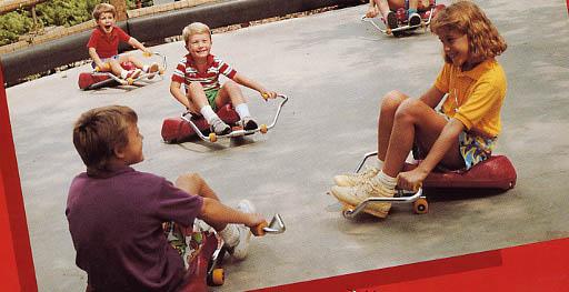 Roller Racer Riders