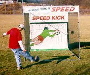 Fast Kick Radar